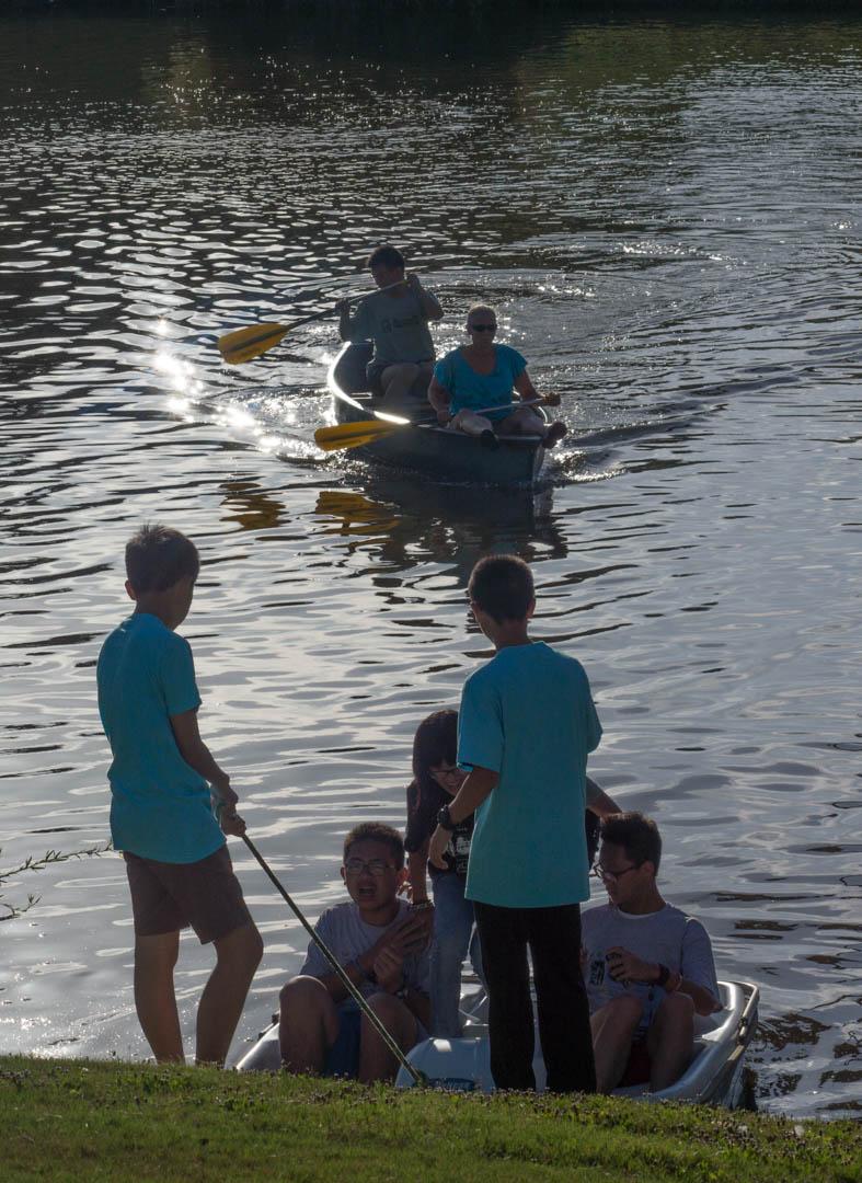 Chinese-Canoe