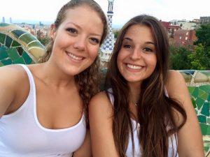 Host student visiting Spain